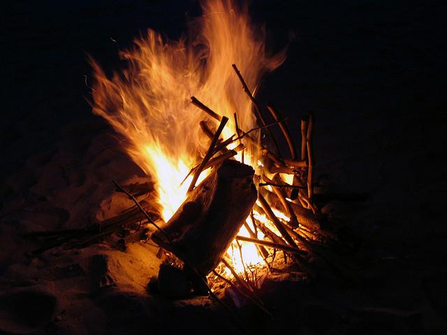 fotos con fuego