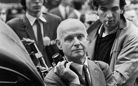 Retrato Henri Cartier Bresson