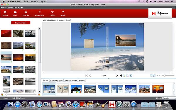 Actualización Hofmann para Mac