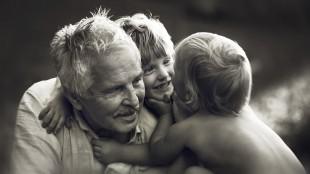 El amor genuino e incondicional entre abuelos y nietos en imágenes
