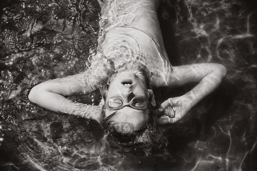 album de fotos de los baños en verano
