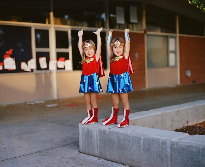 fotos de gemelos