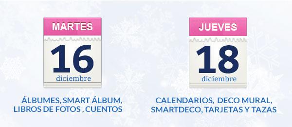 Plazos y fechas límite para los pedidos Hofmann de Navidad