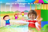 Cuento infantil El tobog�n de la alegr�a