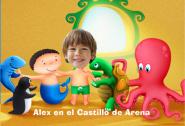 Cuento infantil: En el castillo de arena