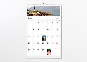 Calendario de planning para pared. Planifica tus días con Hofmann