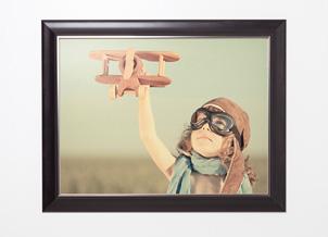 Cuadros Hofmann de 45x60 cm. Enmarca tus fotos de forma rápida y sencilla